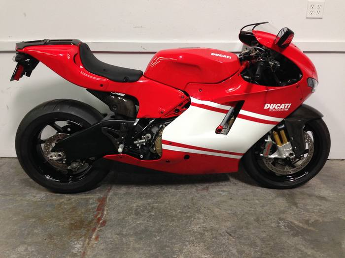 Ducati DD16 Desmosedici for sale