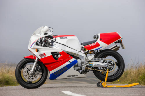 1989 Yamaha FZR750R OW01 for sale