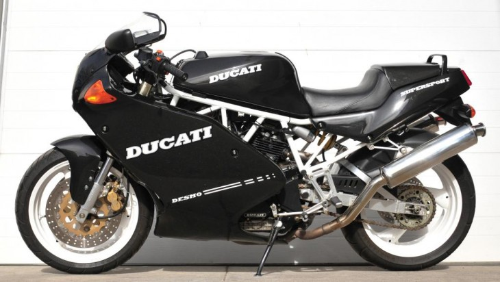 Image result for black 1992 ducati ss