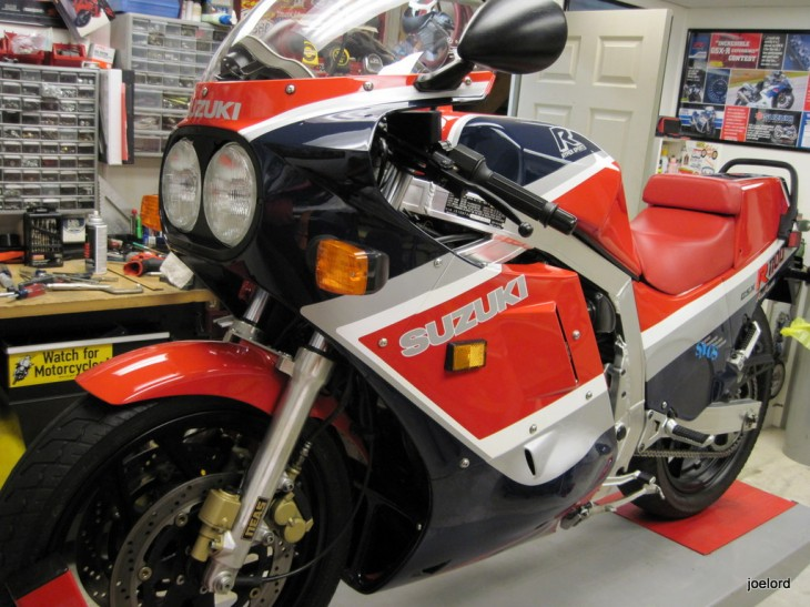 1986 Suzuki GSX-R 1100 for sale