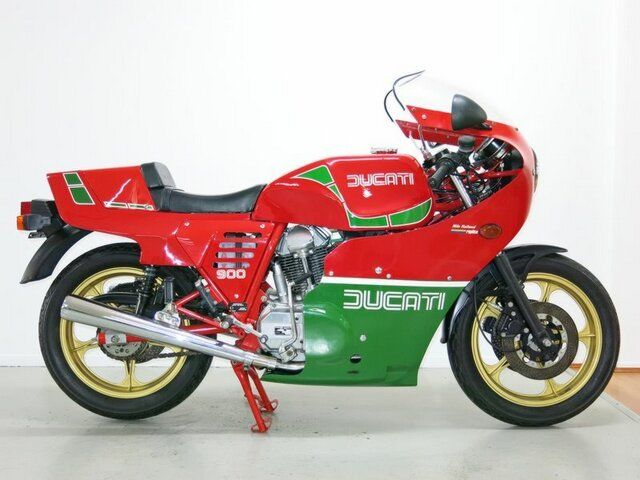 Ducati Mike Hailwood Replica For Sale