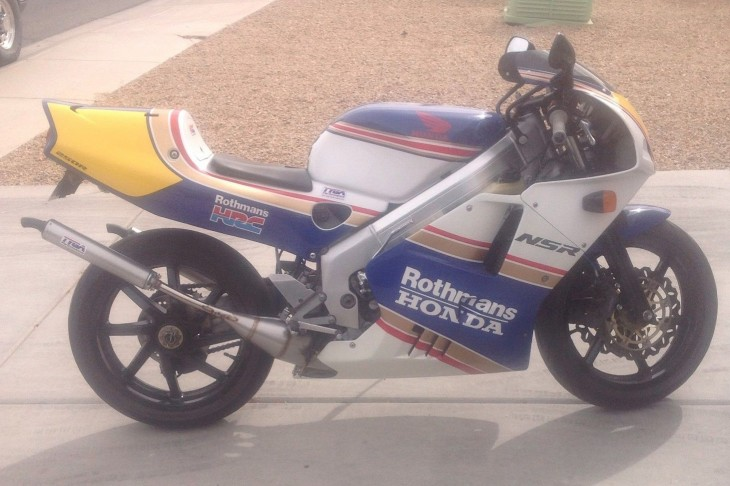 1995 Honda NSR250 For Sale