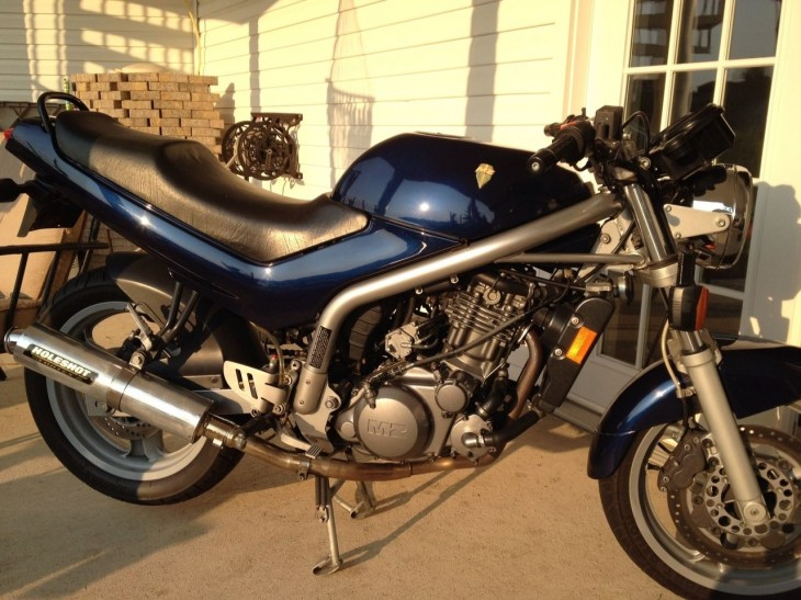 1995 MZ Skorpion For Sale