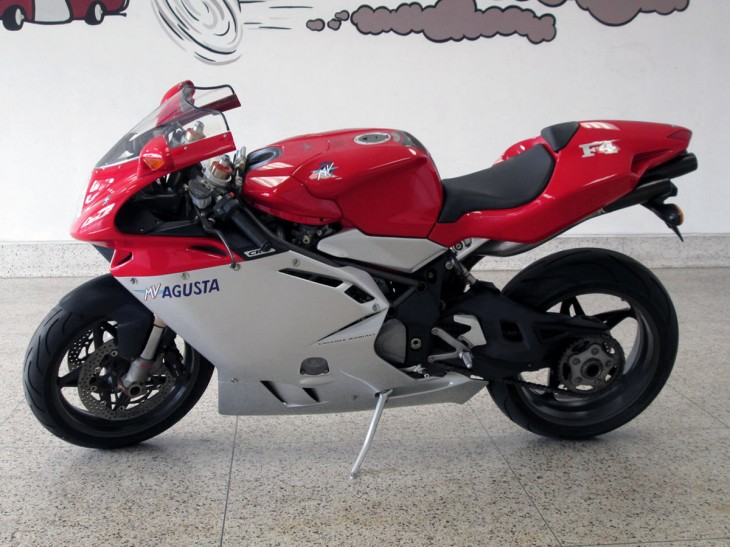 2002 MV Agusta F4 S for sale