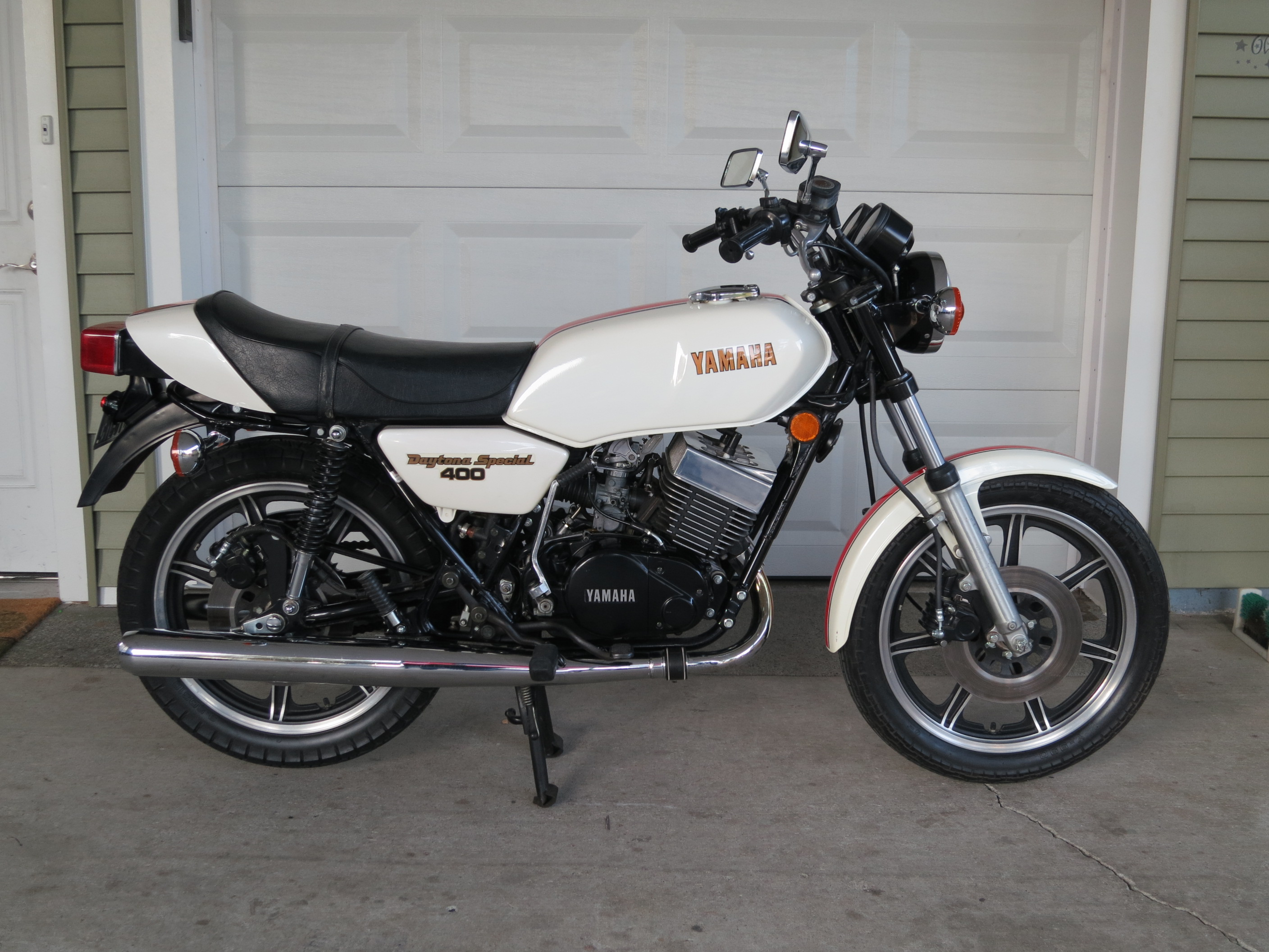 1979 yamaha rd400 daytona special available in puyallup for Yamaha motorcycle website