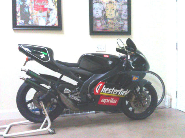 Aprilia RS250 Chesterfield for sale