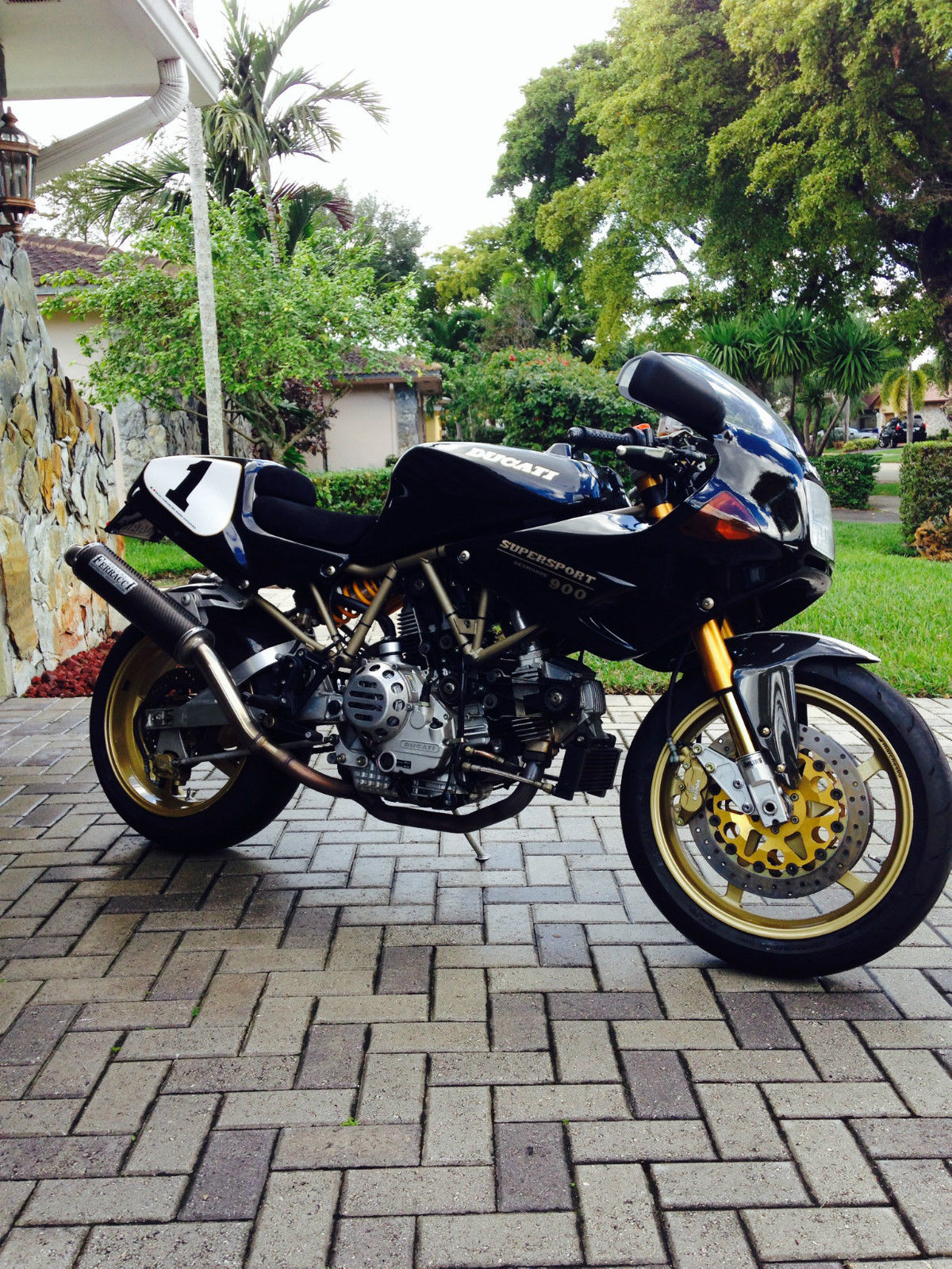 Hot Rod Mods 1996 Ducati 900 Ss Sp Rare Sportbikes For Sale Monster Wiring 1995