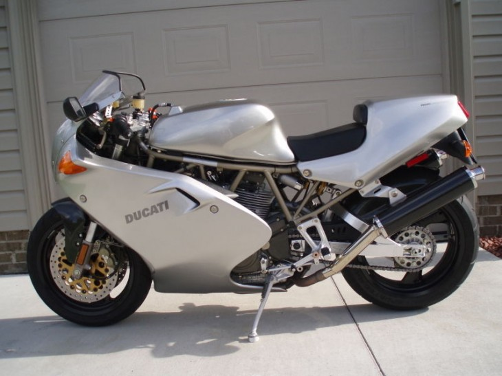 1998 Ducati 900SS Final Edition For Sale
