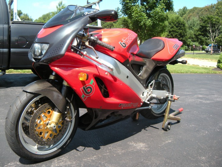 1997 Bimota SB6R available in Massachusetts