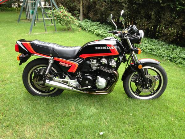 1982 Honda CB900F for sale