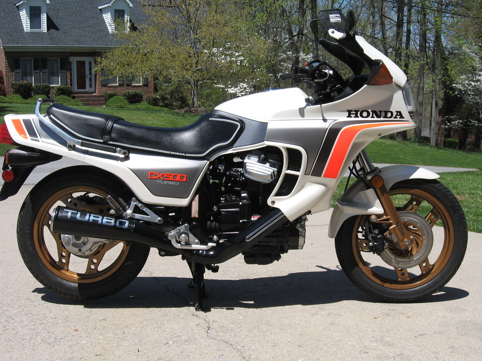 Turbo Triple Play 3 Honda Cx500 Turbos For Sale Rare