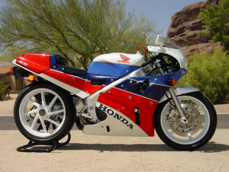 Readers Choice:  1990 Honda RC30 available in Phoenix, Arizona