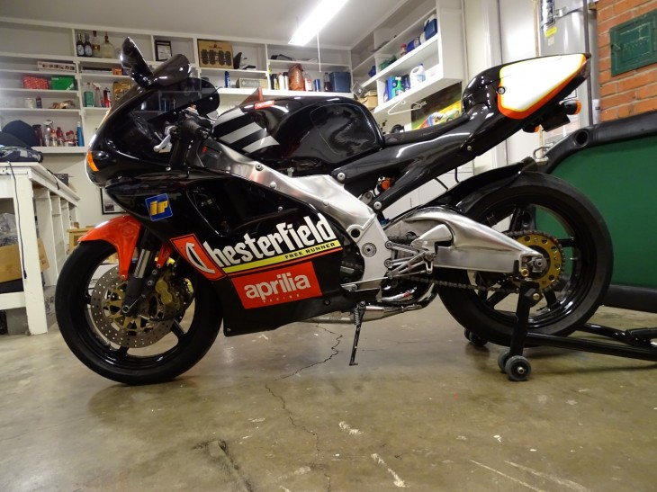 1995 Aprilia RS250 Chesterfield Available in Oregon