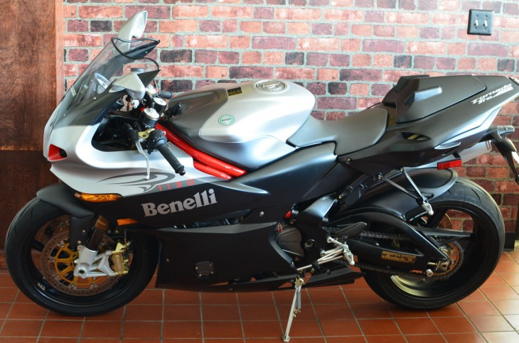 Featured Listing: 2008 Benelli Tornado 1130 for sale in Georgia