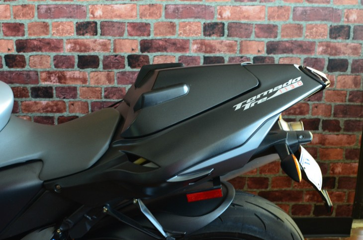 2008 Benelli Tornado 1130 Tail Section