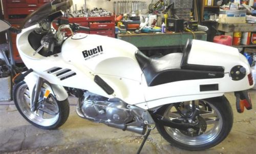 Serious Collectors Only:  1991 Buell RS1200 with only 111 miles