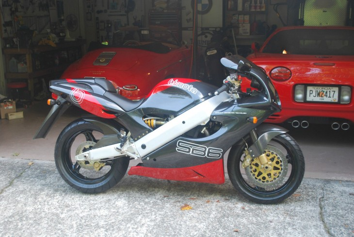 Inside Job: 1997 Bimota SB6