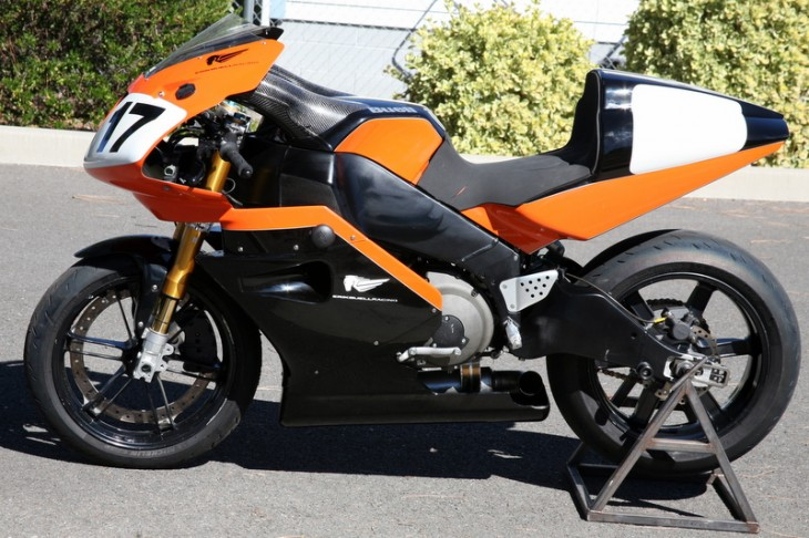 Featured Listing: Ready to Race 2007 Buell XBRR