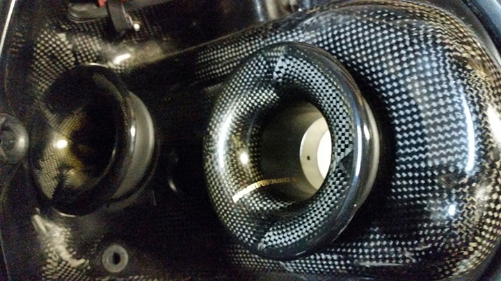 1999 Ducati 996SPS Airbox