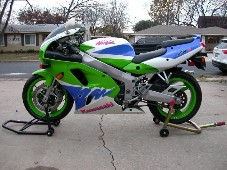 Kawasaki Zxr For Sale