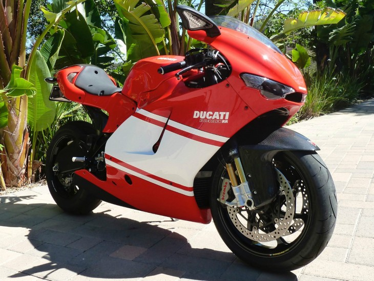 Bubble Popped?  Multiple 2008 Ducati Desmosedici's for sale