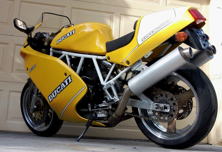Featured Listing:  1993 Ducati 900 SS/SL Superlight