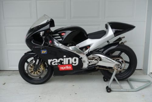 Almost Too Nice to Track. Almost: 1999 Aprilia RS250 Cup for Sale