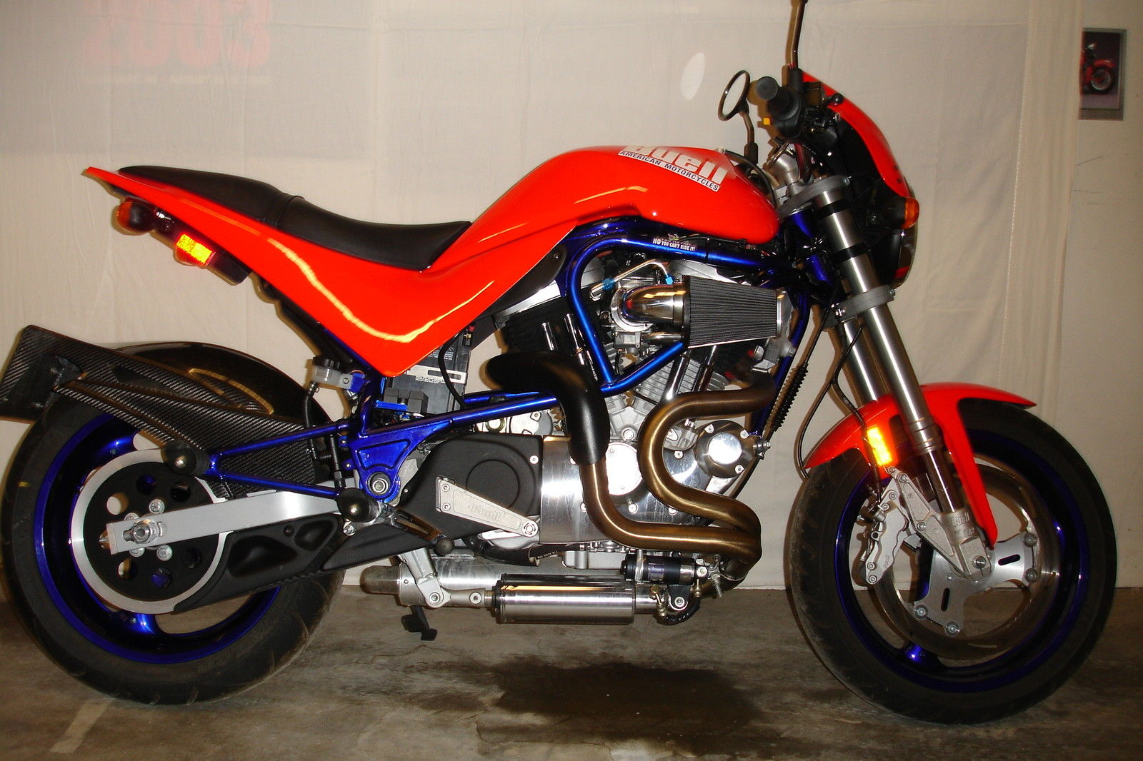 Buell Motorcycles For Sale >> Raw Awesome 1998 Buell S1 Lightning - Rare SportBikes For Sale