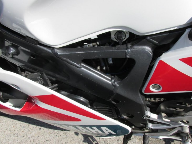 20150323 1992 yamaha tzr 250 sp left detail