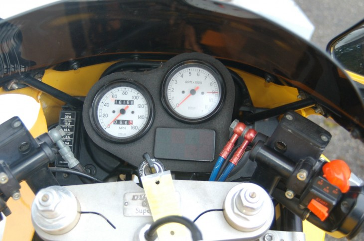 20150323 1993 ducati 900 superlight binacle