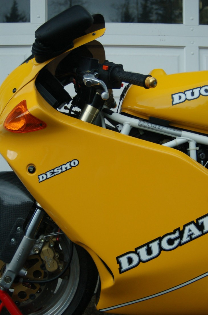 20150323 1993 ducati 900 superlight left detail