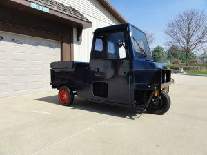 20150401 1993 cushman utility scooter right