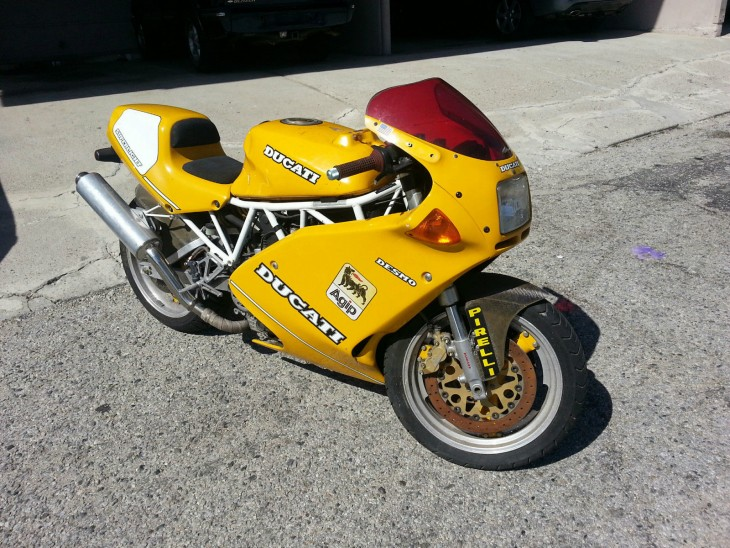 Worth Saving – 1993 Ducati 900SS Superlight