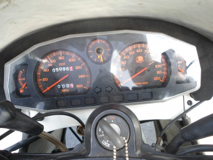 1988 Ducati Paso Limited Dash