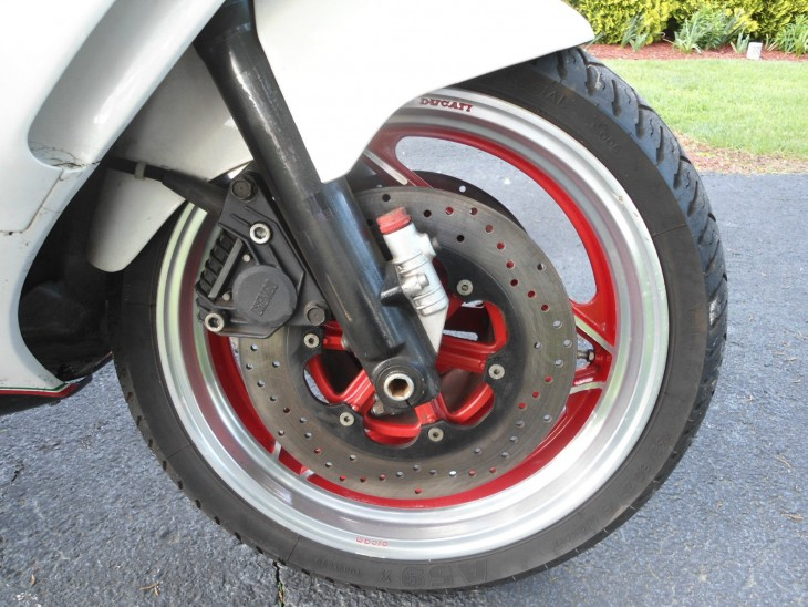 1988 Ducati Paso Limited Front Wheel