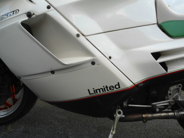 1988 Ducati Paso Limited Lower Fairing