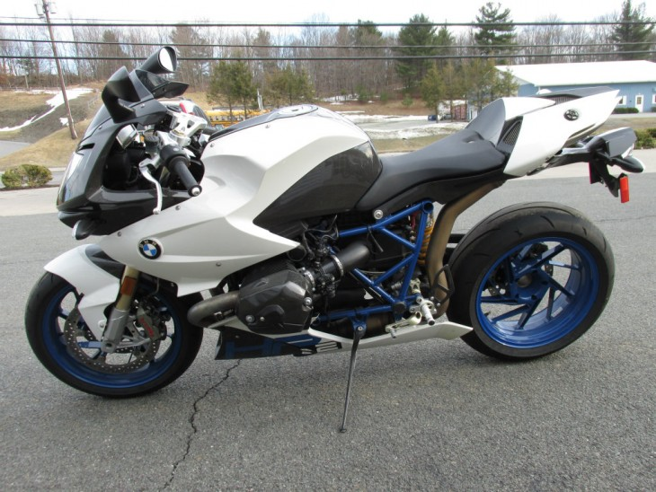 2008 BMW HP2 Sport L Side