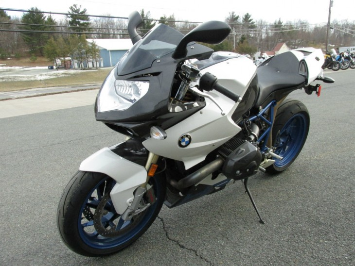 2008 BMW HP2 Sport L Side Front