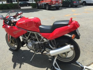 20150519 1995 ducati 900ss cr left rear