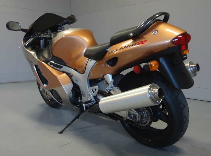 hayabusa Archives - Rare SportBikes For Sale