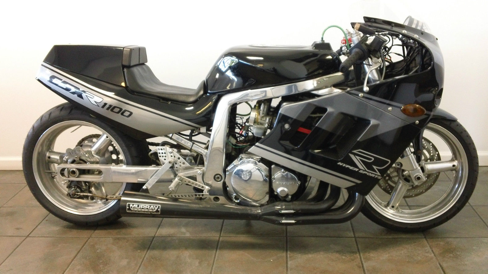 old school muscle 1990 gsxr 1100 rare sportbikes for sale. Black Bedroom Furniture Sets. Home Design Ideas
