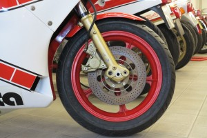 20150602 1983 bimota kb2 laser s right front wheel