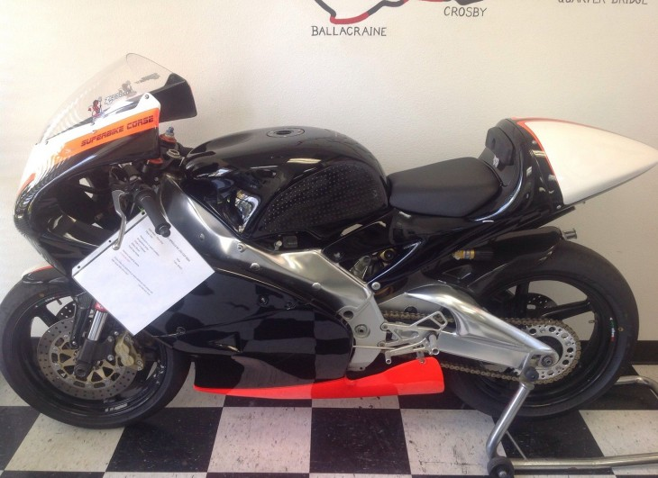 Track Only Two-Stroke: 2002 Aprilia RS250 for Sale