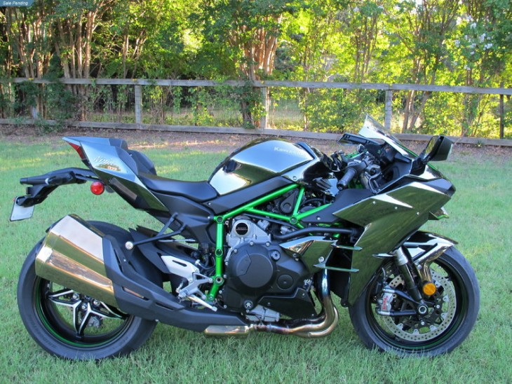 Brutally Fast 2015 Kawasaki H2 For Sale Rare Sportbikes For Sale