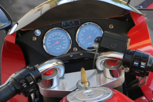 1991 Buell RS1200 Dash