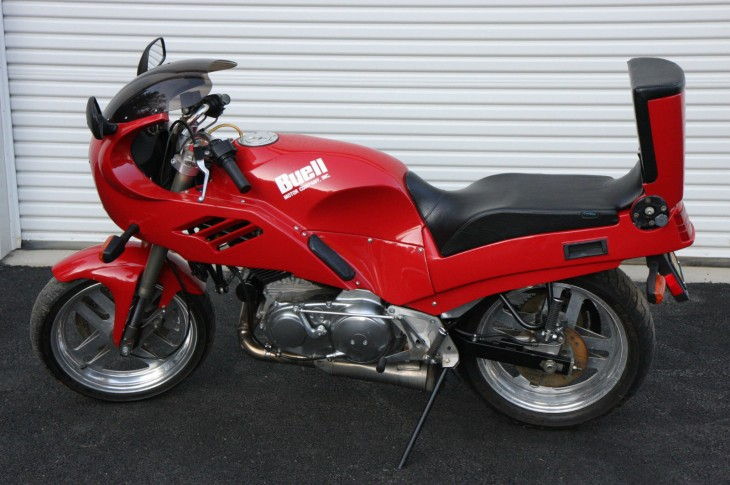 1991 Buell RS1200 R Side2