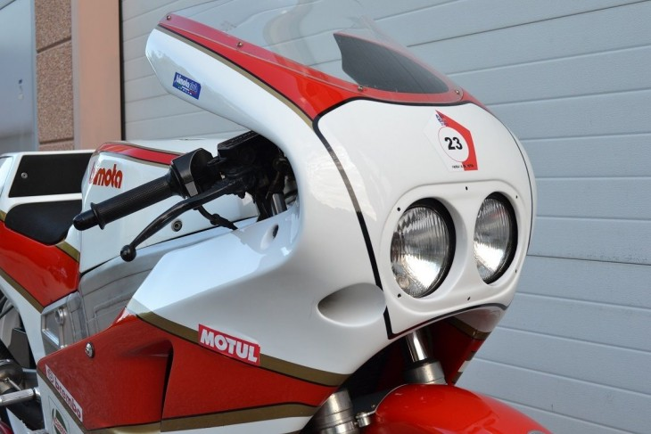 20150930 1988 bimota yb6 right front detail
