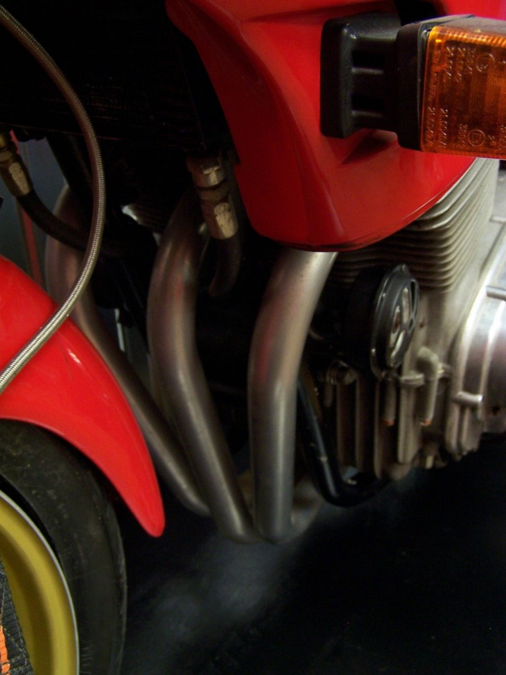 1984 Laverda RGS1000 Engine