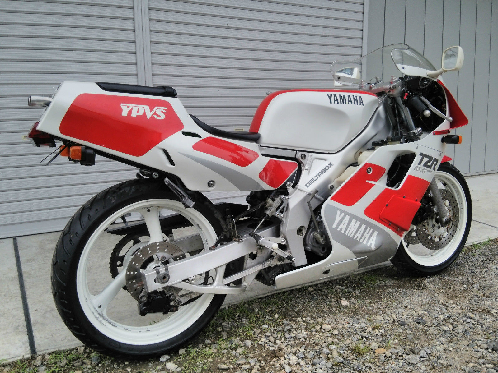 More Jdm Madness 1989 Yamaha Tzr250 3ma For Sale Rare