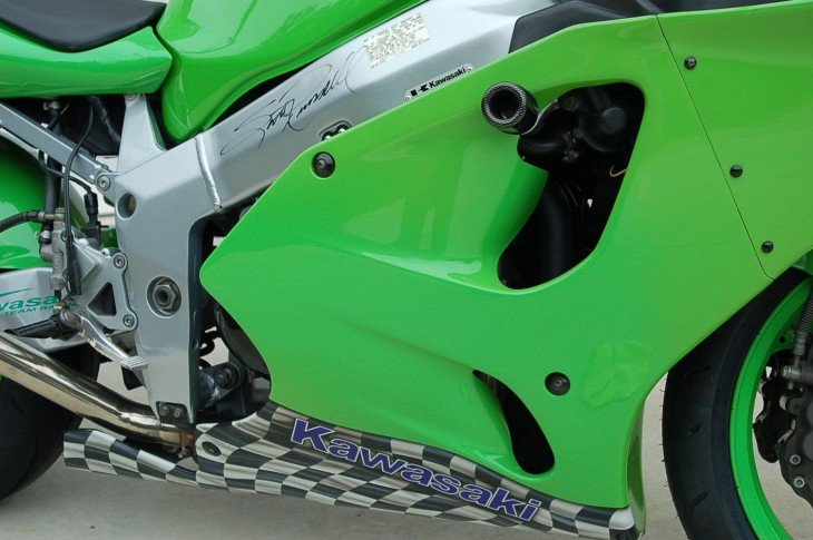 20151029 1996 kawasaki zx-7r right fairing
